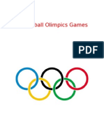 Basketball Olympic Game