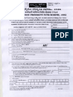 Form 19 & 10c Epf