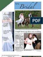 Spring Bridal 2011