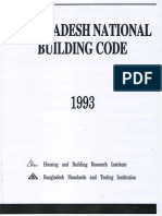 Bangladesh National Building Code(1933)