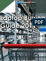 MakeUseOf.com - Laptop Shopping Guide 2011