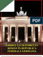 Ghidul Lucratorului Roman in Germania