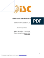 ISCL Kutchh DREIA Emergency Prepardnes Plan