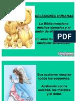 Las Relaciones Humanas Diapositivas