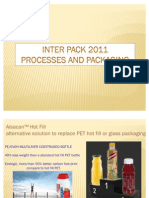 Interpack 2001 Packaging Highlights