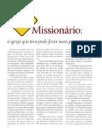 Como Criar Um Conselho Mission a Rio Na Sua Igreja