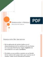 Indización y Operaciones (2)