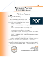 ATPS Promocao e Merchandising