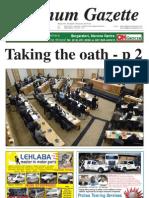 Platinum Gazette 10 June 2011