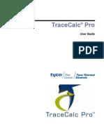 TraceCalc Pro User Guide