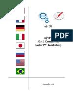 Grid Connected Solar PV Workshop