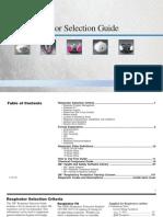 2006 Respirator Selection Guide