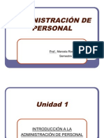 Admin is Trac Ion de Personal