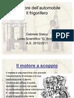Motore Macchina e Frigorifero