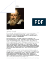 Biografia de Galileu Galilei