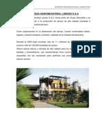 Proceso Industrial Azucar