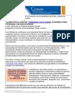 BC 2011-016 Biblioteca PJ Accesible