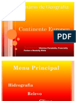Continente Europeu - VFD