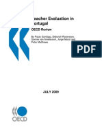 avaliação professores OCDE