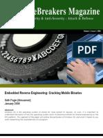 Embedded Reverse Engineering
