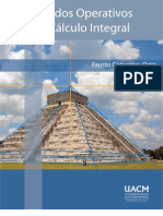 METODOS OPERATIVOS DE CALCULO INTEGRAL