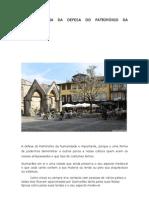 A IMPORTANCIA DA DEFESA DO PATRIMÒNIO DA HUMANIDADE
