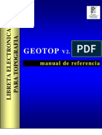 GEOTOP 2.1 Manual de Referencia