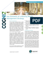 Key Elements of Successful Wealth Management_Cognizant White Paper