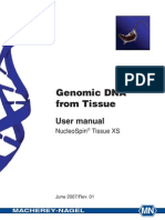 NucleoSpin Tissue XS-Manual