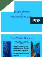 Scuba Diving Pres