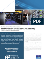 Brochure CCNA Security
