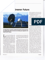 lndian Telecom - Towards a Greener Future