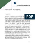 Manual Introduccióna Rehabilitación