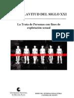 TRABAJO DE INVESTIGACIÓN- TRATA DE PERSONAS-UNMDP DERECHO INT PUBLICO
