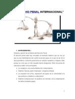 1.- Teoria Del Derecho Penal Internacional