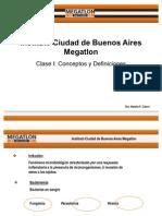 Instituto Megatlon Sanidad -Clase 1