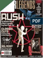 Guitar Legends - Rush