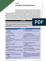 Pre Eclampsia Eclampsia And Hypertension