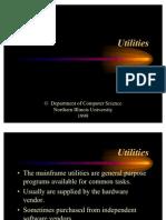 IBM Utilities Presentation