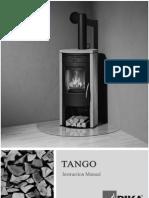 Synchronize Manuals Wood Burning en Tango