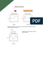 Mathcad - Funciones de Forzamiento de Interes