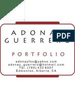 AdonayG Portfolio1