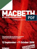 Macbeth Resource Pack