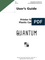 Impresora Evolis Quantum Manual Tutorial www.evolismexico.com.mx