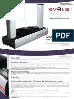 IMPRESORA EVOLIS QUANTUM 2 Manual Tutorial Impresora ID SECURE WORLD