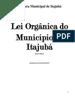 Lei Organica Do Municipio Deita Juba