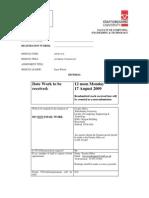CE00673-M Database Technology Practical)
