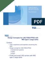 Design Concepts for LNG FSRU