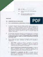 INSTRUCTIVO DE INTEGRACION 0191
