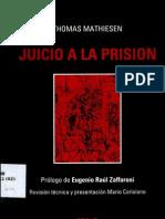 mathiesen, thomas - juicio a la prision